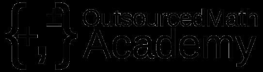 Logo of OutsourcedMath Academy